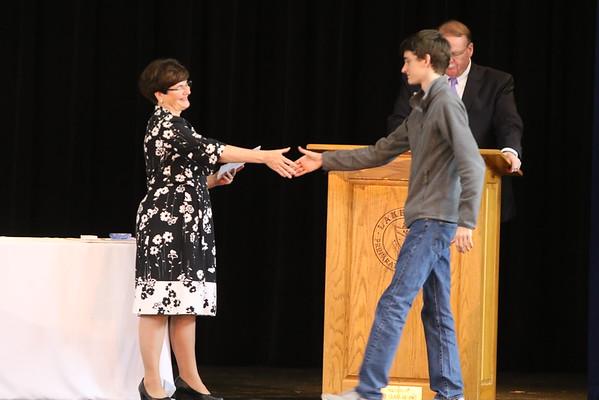 2015 Upper School Awards