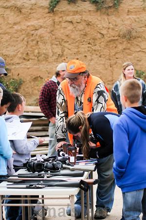 Hunter safety program