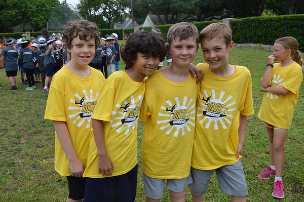 Lower School Field Day 2015