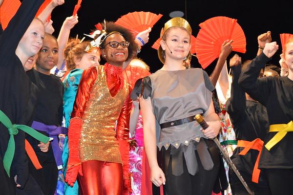 Middle School Musical: Mulan, Jr.