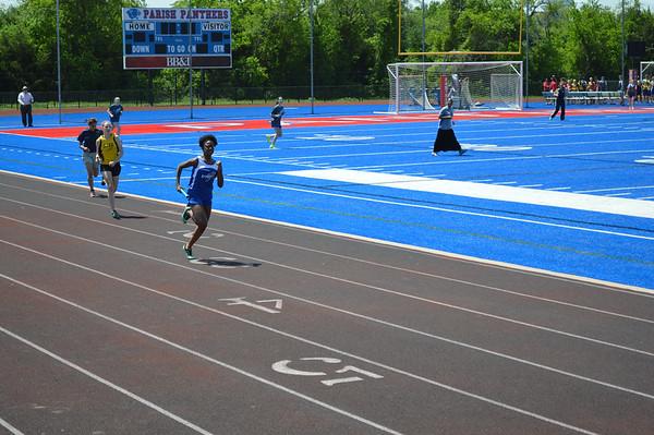 Middle School Track IAA Championships