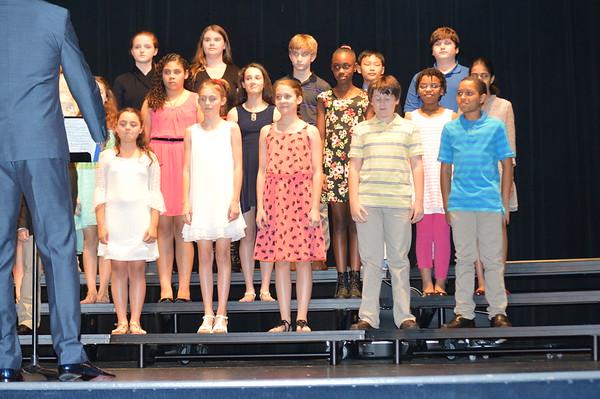 Middle & Upper School Choir Concert