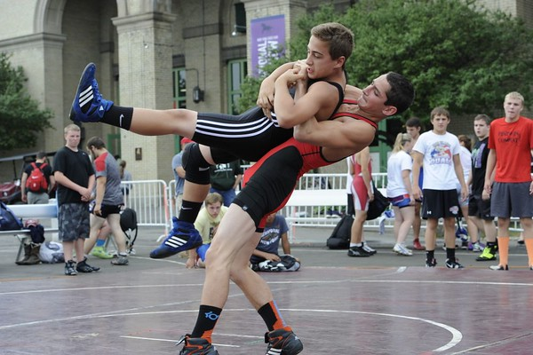 NY State Fair Wrestling Challenge