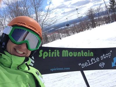Spirit Mountain 03.07.15