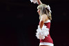 PHILADELPHIA - FEBRUARY 10:  The Temple cheerleaders perform during the AAC conference college basketball game January 10, 2015 in Philadelphia.