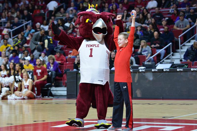 NCAAM Basketball 2015 -  Temple Owls beat East Carolina Pirates 66-53