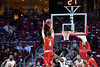 PHILADELPHIA - FEBRUARY 26: Houston Cougars guard LeRon Barnes (4) shoots a jumper during the AAC conference college basketball game  February 26, 2015 in Philadelphia.