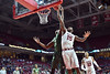 PHILADELPHIA - JANUARY 22: Temple Owls forward Jaylen Bond (15) goes up for a shot during the AAC conference college basketball game January 22, 2015 in Philadelphia.