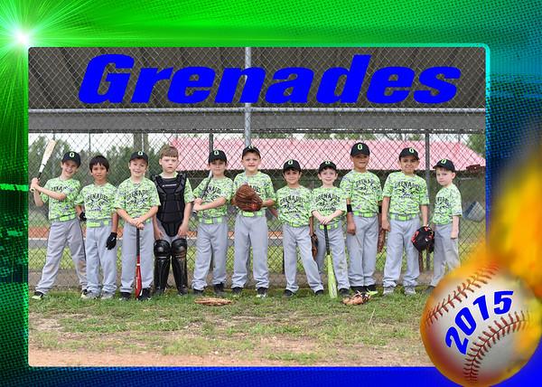 Cohutta Grenades Team