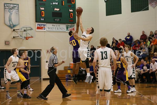 2014-15  Boys High Scool Basketball