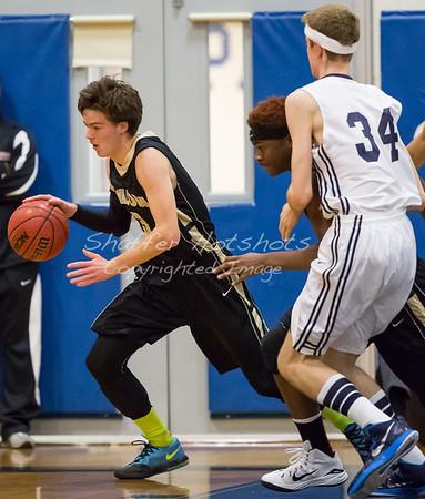 Avalon Varsity Basketball at Potomac School's Tip Off Tournament