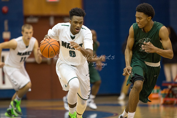 Bishop Walker Tournament:  Maret vs. SMR