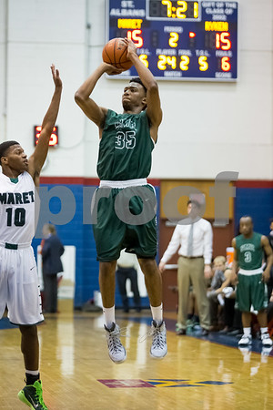 Bishop Walker Tournament:  St. Mary's Ryken vs. Maret