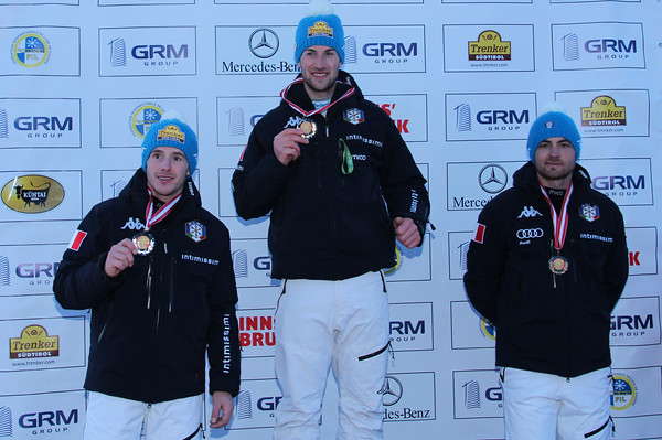 1st GRM Group Luge World Cup 2014/15 Kühtai, Austria