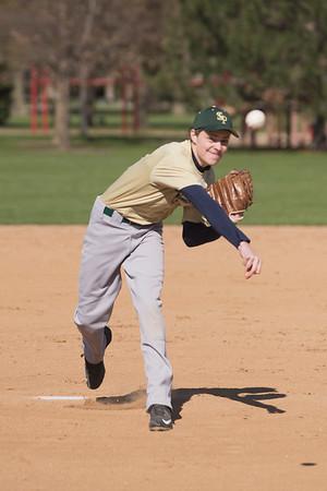 2015- 4-27 Frosh Baseball