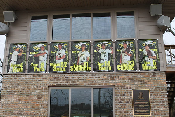 Baseball Clubhouse dedication
