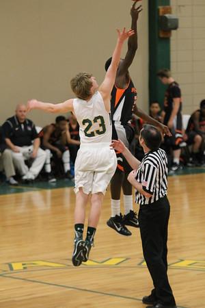 Boys Basketball (Pine Prairie)