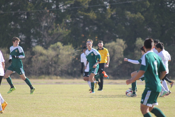 Boys Soccer (Rapides)