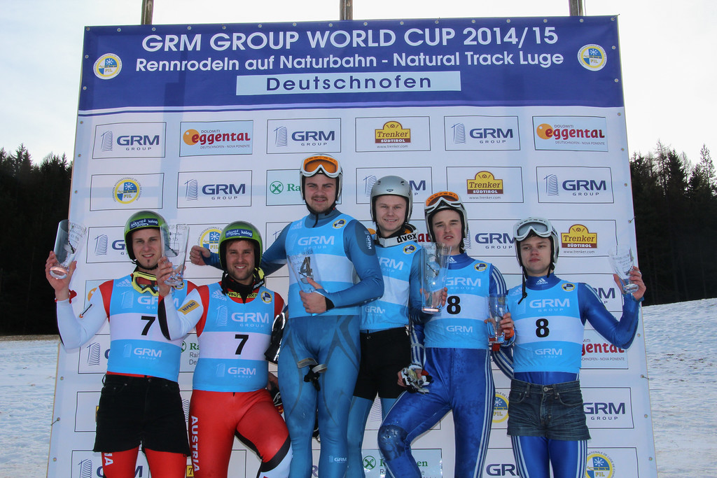 3rd GRM Group World Cup Deutschnofen, Italy