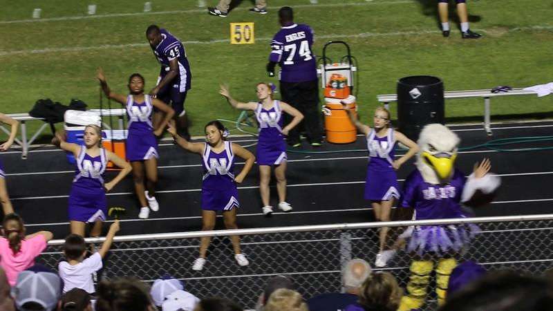 Cheerleader Video