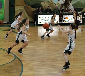 Girls Basketball (Grant)