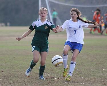 Girls Soccer (COPA Tournament)