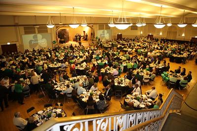 Green + Gold Gala 2015