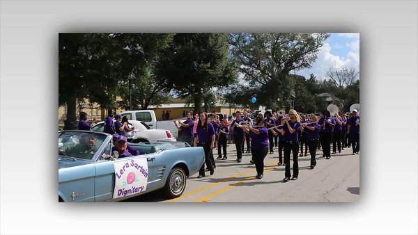 Newton Homecoming Parade 2014