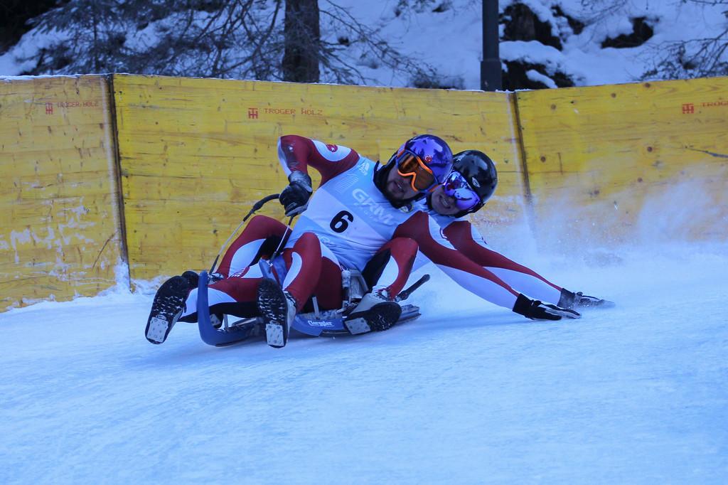 33rd FIL European Junior Championships 2015 Oberperfuss, Austria