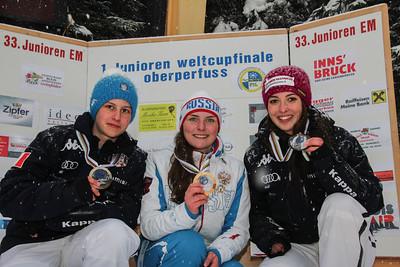 2015 Junior European Championships Oberperfuss