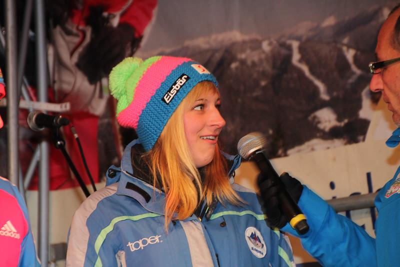 20th FIL Luge World Championships on Natural Track 2015 Sankt Sebastian, Austria