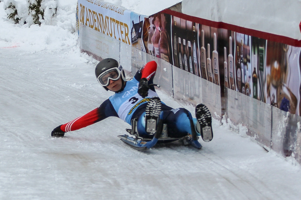 20th FIL Luge World Championships on Natural Track 2015 Sankt Sebastian, Austria