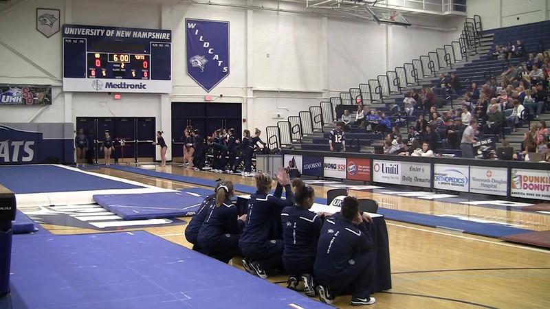 V-Marissa Toci 9 6 vs Yale 1 18 15