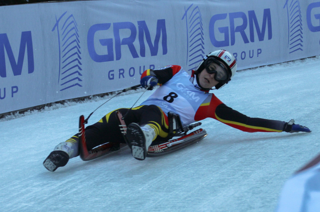 6th GRM Group Luge World Cup Umhausen, Austria