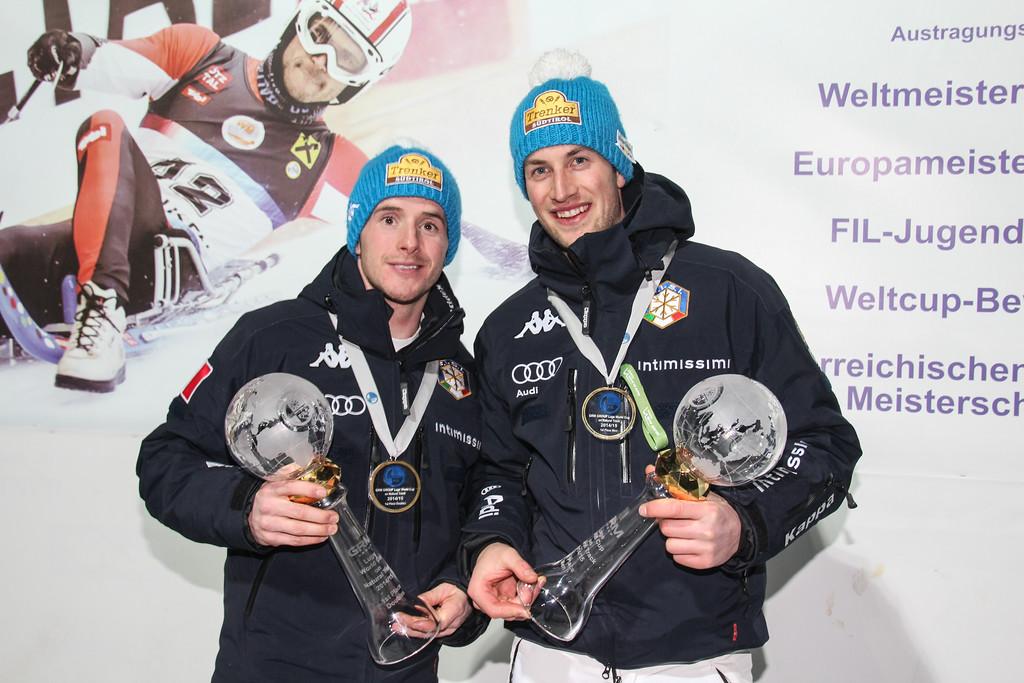 6th GRM Group Luge World Cup Umhausen, Austria