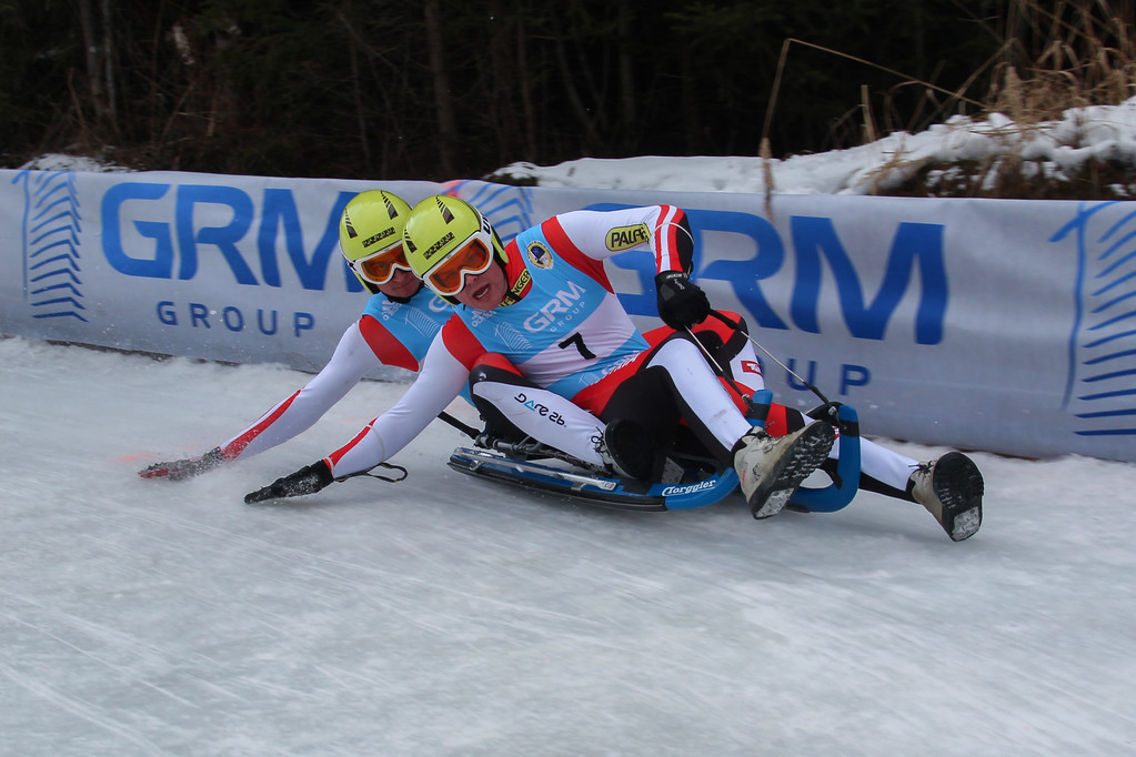 5th GRM Group Luge World Cup Vatra Dornei, Romania