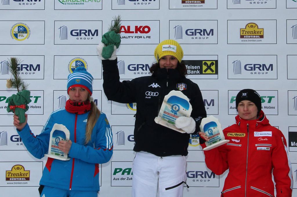 4th GRM Group Luge World Cup Obdach-Winterleiten, Austria