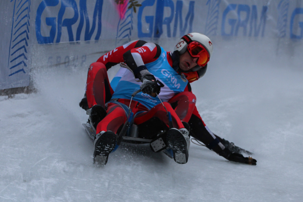 4th GRM Group Luge World Cup Obdach-Winterleiten, Austria