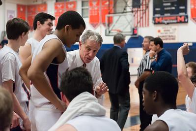 MHS Basketball 2015