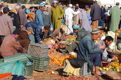 MOROCCO IDA OUGOURD market 03
