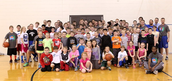 COACH CANNON'S BASKETBALL CAMP