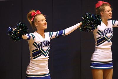 Varsity Cheer MN vs NW