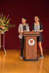 2014-15 MS Awards Assembly