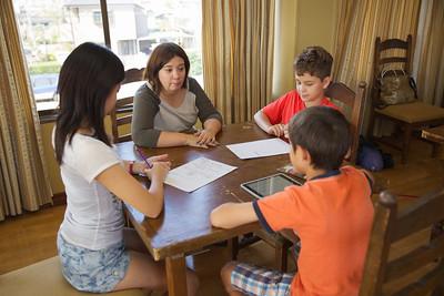 2014-15 Middle School Student Leadership Retreats
