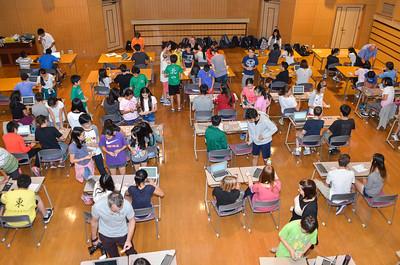 Middle School Casino Activity