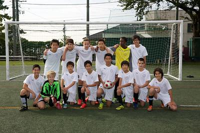 MS Boys Soccer 2014-15