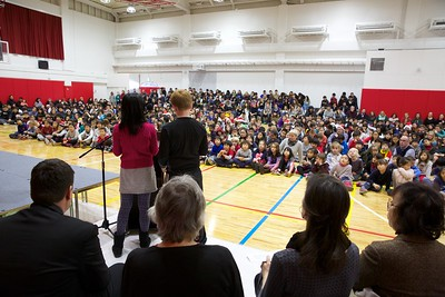 2014-15 Winter Assembly