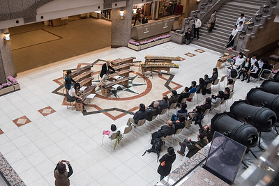 Koto Concert at Landmark Tower