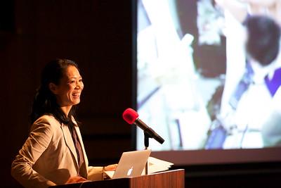 2014 Guest Speaker: Mika Ochiai (JAXA)