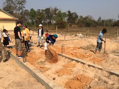 Cambodia Service Trip 2015